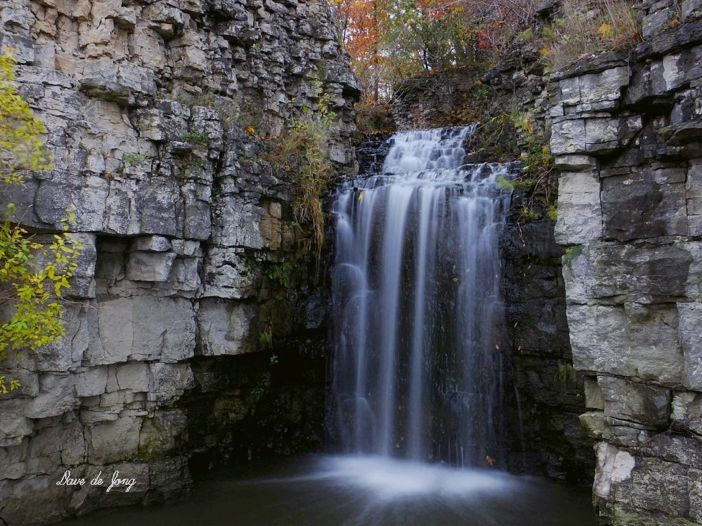 Under Stairs Top 10 Hamilton Waterfalls The Escarpment Project