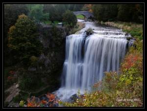 Webster's Falls - Oct 2015