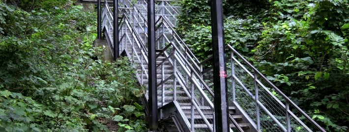 Wentworth Stairs July 2015
