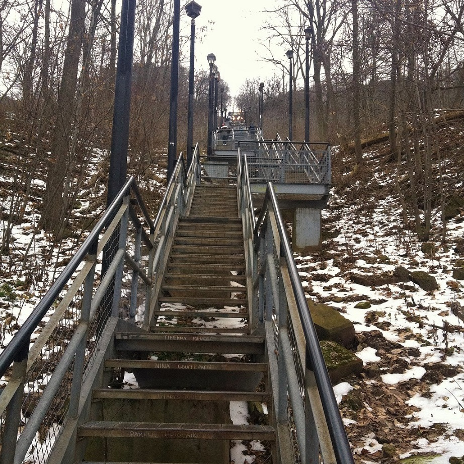 Wentworth Stairs Jan 2016