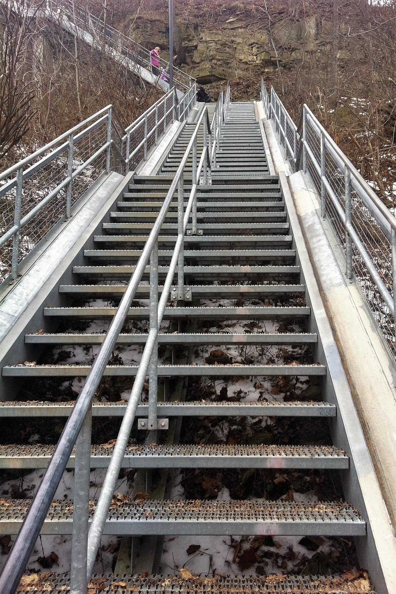 Upper Kenilworth Stairs